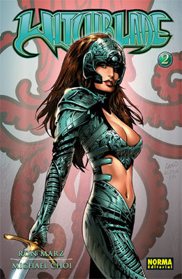WITCHBLADE 02