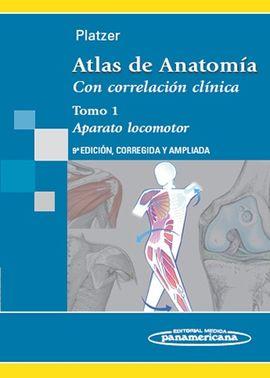 ATLAS DE ANATOMÍA.CON CORRELACIÓN CLÍNICA
