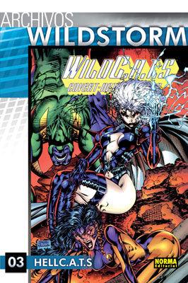 ARCHIVOS WILDSTORM: WILDC.A.T.S 3