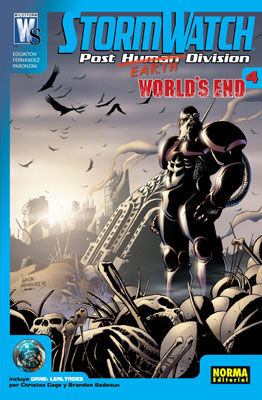 STORMWATCH PHD 4 WORLD,S END