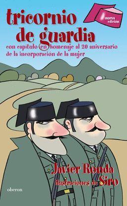 TRICORNIO DE GUARDIA