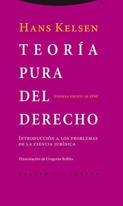 TEORÍA PURA DEL DERECHO