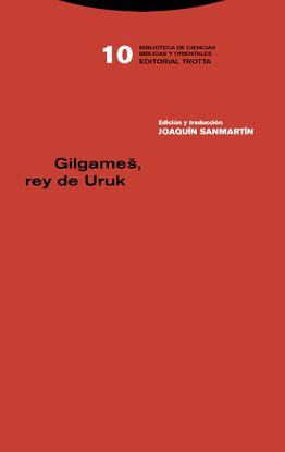 GILGAME, REY DE URUK