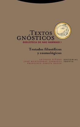 TEXTOS GNÓSTICOS. BIBLIOTECA DE NAG HAMMADI I