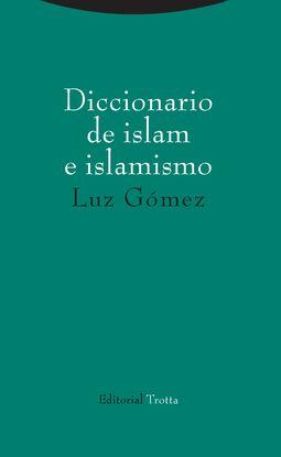 DICCIONARIO DE ISLAM E ISLAMISMO