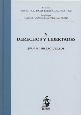 DERECHOS Y LIBERTADES. TOMO V