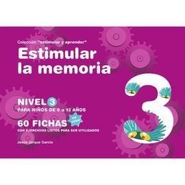 ESTIMULAR LA MEMORIA, NIVEL 3