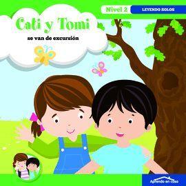 APRENDO EN CASA CATI Y TOMI- SE VAN DE EXCURSION