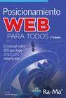 POSICIONAMIENTO WEB PARA TODOS, 2ª EDICIÓN