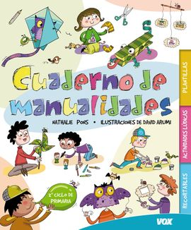 CUADERNO DE MANUALIDADES