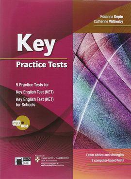 KEY PRACTICE TESTS BOOK