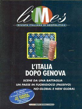 LIMES. RIVISTA ITALIANA DI GEOPOLITICA, L'ITALIA DOPO GENOVA