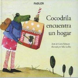 COCODRILA ENCUENTRA UN HOGAR