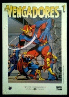 GRANDES HÉROES DEL COMIC. Nº 38. LOS VENGADORES 1