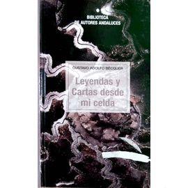 LEYENDAS Y CARTAS DESDE MI CELDA