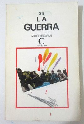 DE LA GUERRA PREMIO ANGEL GANIVET 1981