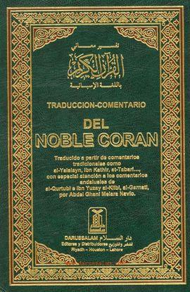 TRADUCCION COMENTARIO DEL NOBLE CORAN