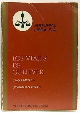 LOS VIAJES DE GULLIVER VOL. II