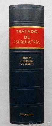 TRATADO DE PSIQUIATRIA 1969