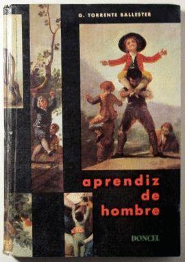 APRENDIZ DE HOMBRE