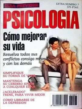 GUÍA PREVENIR EXTRA Nº 7 PSICOLOGÍA