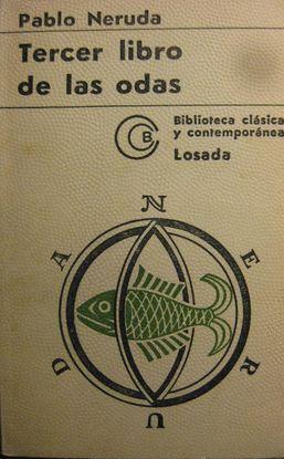 TERCER LIBRO DE LAS ODAS