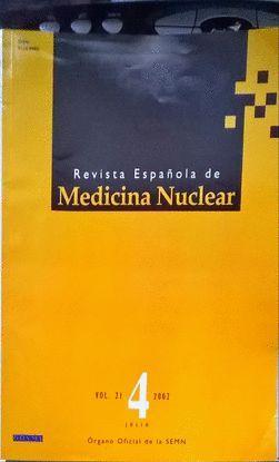 REVISTA ESPAÑOLA DE MEDICINA NUCLEAR. VOL.21, 4,JULIO 2002