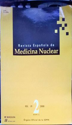 REVISTA ESPAÑOLA DE MEDICINA NUCLEAR. VOL.19, 2, ABRIL 2000