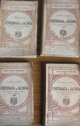 FORTUNATA Y JACINTA (DOS HISTORIAS DE CASADAS) 4 VS