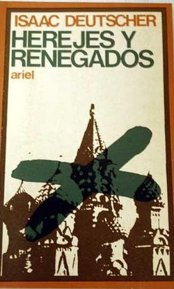 HEREJES Y RENEGADOS