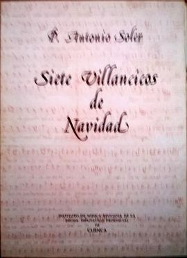 SIETE VILLANCICOS DE NAVIDAD
