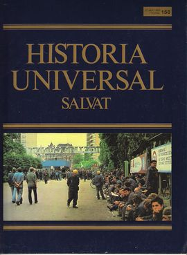 HISTORIA UNIVERSAL SALVAT N. 158  ABRIL 1983