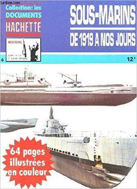 COLLECTION: LES DOCUMENTS HACHETTE - HISTOIRE ARMES DE LA 2º GUERRE MONDIAL  Nº 4