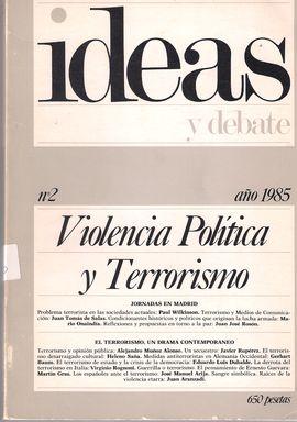 IDEAS Y DEBATE, NUM. 2, 1985