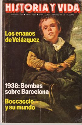 HISTORIA Y VIDA, NUM. 145, ABRIL 1980