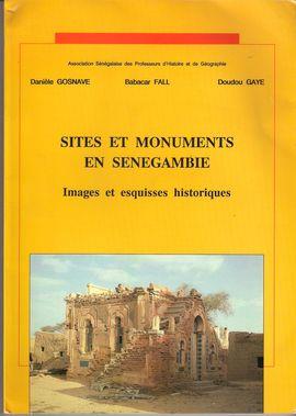 SITES ET MONUMENTS EN SENEGAMBIE