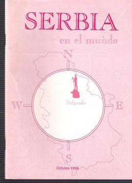 SERBIA EN EL MUNDO. NUM. 61, OCT. 1996. DE LA PRENSA YUGOSLAVA. ELECCIONES BOSNIA. LEY DE AMNISTÍA. MALTRATO A POBLACIÓN SERBIA...