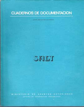 CUADERNOS DE DOCUMENTACIÓN. SALT