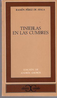 TINIEBLAS EN LAS CUMBRES