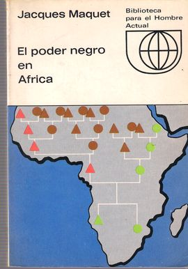 EL PODER NEGRO EN ÁFRICA