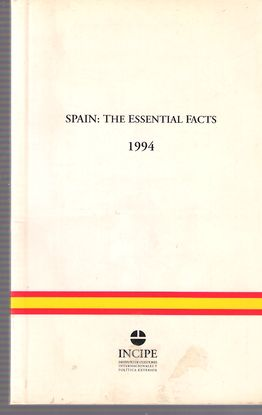 SPAIN: THE ESSENTIAL FACTS. 1994