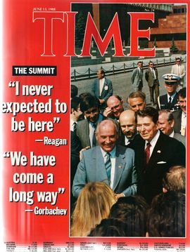 TIME. N. 24, JUNE 13, 1988/ THE SUMMIT: