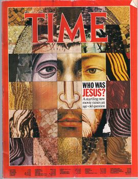 TIME. N. 33, AUGUST 15, 1988/ WHO WAS JESUS? A STARTLING NEW MOVIE RAISES AN AGE-OLD QUESTION/...