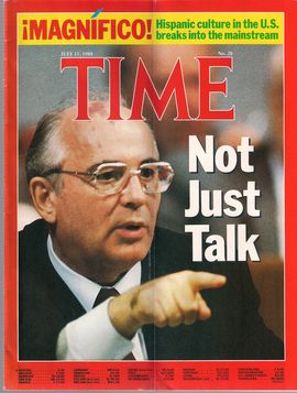 TIME.N. 28, JULY 11, 1988/ ¡MAGNÍFICO! HISPANIC CULTURE IN THE U.S. BREAKS INTO THE MAINSTREAM/ NOT JUST TALK/...