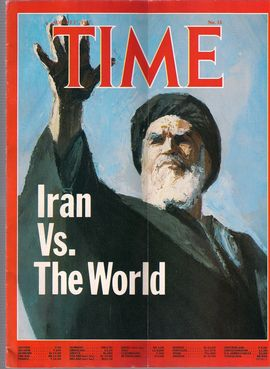 TIME. N. 33, AUGUST 17, 1987/ IRAN VS. THE WORLD/...