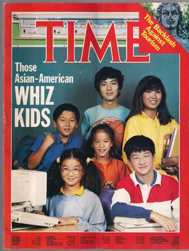 TIME. N.35, AUGUST 31, 1987/ THOSE ASIAN-AMERICAN WHIZ KIDS/ THE BACKLASH AGAINST TOURISM/...