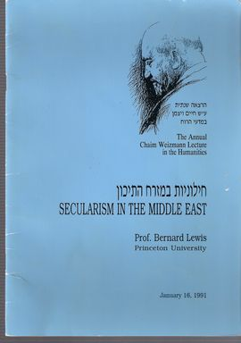SECULARISM IN THE MIDDLE EAST