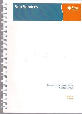 REFERENCIA DE HERRAMIENTA NETBEANS (TM) IDE. REVISION A / 28-02-06