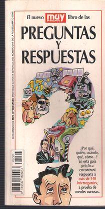 EL LIBRO DE LAS PREGUNTAS Y RESPUESTAS (REVISTA MUY INTERESANTE)
