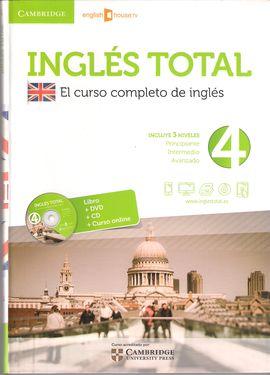 INGLÉS TOTAL. EL CURSO COMPLETO DE INGLÉS. 4